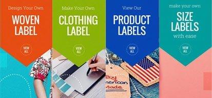 Leading Clothing Label Maker Online – Xpresa Labels